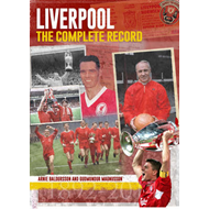 Liverpool: The Complete Record (BOK)