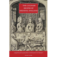 Culinary Recipes of Medieval England (BOK)