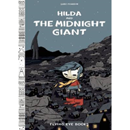 Hilda and the Midnight Giant (BOK)