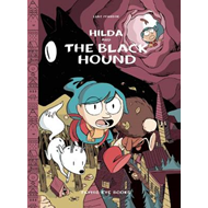 Hilda and the Black Hound Library Edition (BOK)