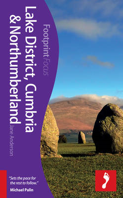 Lake District, Cumbria & Northumberland Footprint Focus Guide: (includes Durham, Newcastle & Hadrian (BOK)