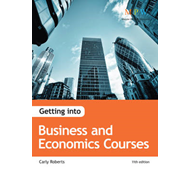 Getting into Business and Economics Courses (BOK)