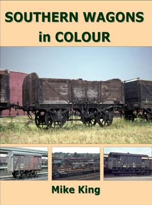 Southern Wagons in Colour (BOK)