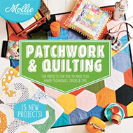 Mollie Makes: Patchwork & Quilting (BOK)