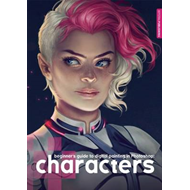 Beginner's Guide to Digital Painting: Characters (BOK)