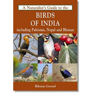 Naturalist's Guide to the Birds of India (BOK)