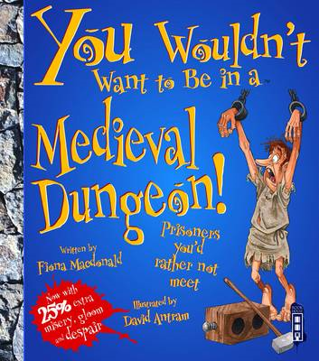You Wouldn't Want to be in a Medieval Dungeon! (BOK)