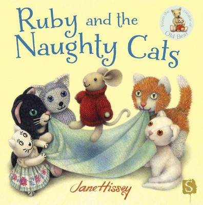 Ruby and the Naughty Cats (BOK)
