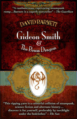 Gideon Smith and the Brass Dragon (BOK)