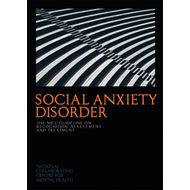 Social Anxiety Disorder (BOK)