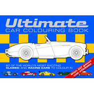 Ultimate Car Colouring Book (BOK)