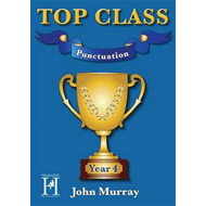 Top Class - Punctuation Year 4 (BOK)