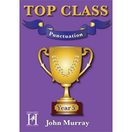 Top Class - Punctuation Year 5 (BOK)