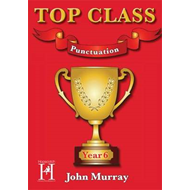 Top Class - Punctuation Year 6 (BOK)