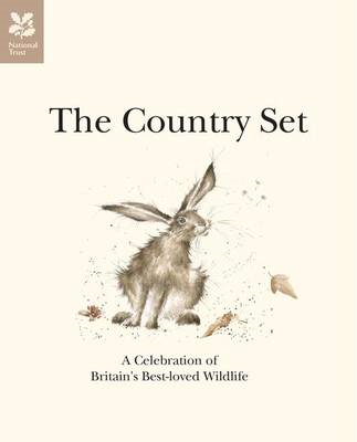The Country Set - A Celebration of Britain's Best-loved Wildlife (BOK)
