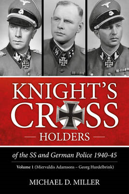 Knight's Cross Holders of the SS and German Police 1940-45 (BOK)