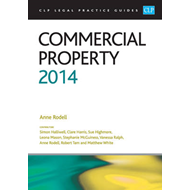 Commercial Property: LPC Guide: 2014 (BOK)