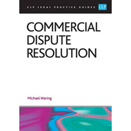 Commercial Dispute Resolution (BOK)
