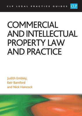 Commercial and Intellectual Property Law and Practice (BOK)