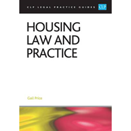 Housing Law and Practice (BOK)
