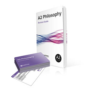 A2 Philosophy Revision Guide and Cards for AQA (BOK)