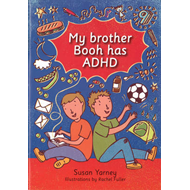 Produktbilde for My Brother Booh Has ADHD (BOK)