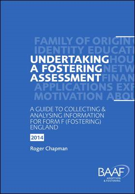 Undertaking a Fostering Assessment in England: 2014 (BOK)
