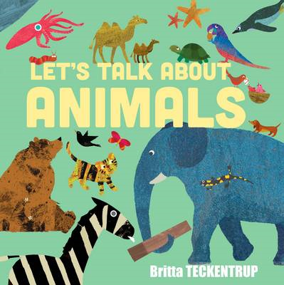 Let's Talk About Animals (BOK)