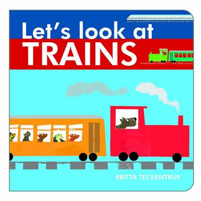 Let's Look at Trains (BOK)