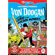 Von Doogan and the Curse of the Golden Monkey (BOK)