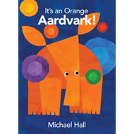 It's an Orange Aardvark! (BOK)