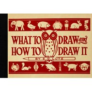 Produktbilde for What to Draw and How to Draw It (BOK)