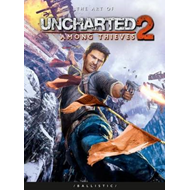 Art of Uncharted 2: Among Thieves (BOK)