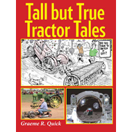 Tall But True Tractor Tales (BOK)