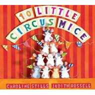 Ten Little Circus Mice (BOK)