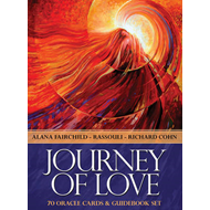 Journey of Love Oracle: Ancient Wisdom and healing messages from the Children of the Night (BOK)