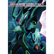 Mega Man Star Force: Official Complete Works (BOK)