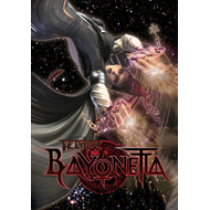 Eyes of Bayonetta (BOK)