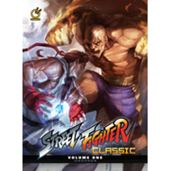 Street Fighter Classic: Volume 1: Hadoken (BOK)