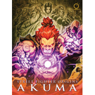 Street Fighter Origins: Akuma (BOK)