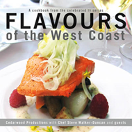 Produktbilde for Flavours of the West Coast (BOK)