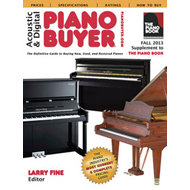 Acoustic and Digital Piano Buyers (Supplement to the Piano B (BOK)