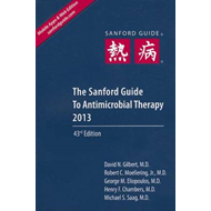 Sanford Guide to Antimicrobial Therapy 2013 (Pocket Edition) (BOK)