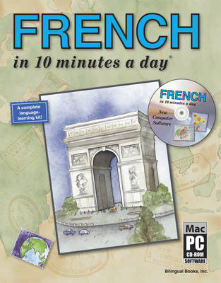 French in 10 Minutes a Day (BOK)