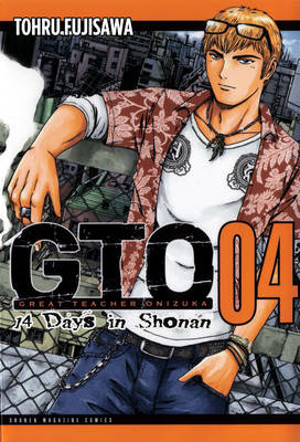 GTO: Vol. 4: 14 Days in Shonan (BOK)