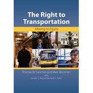The Right to Transportation: Moving to Equity (BOK)