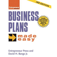Business Plans Made Easy (BOK)