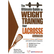 Produktbilde for Ultimate Guide to Weight Training for Lacrosse (BOK)