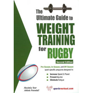 Ultimate Guide to Weight Training for Rugby (BOK)