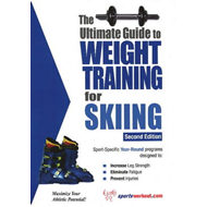 Ultimate Guide to Weight Training for Skiing (BOK)